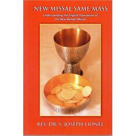 New Missal Same Mass