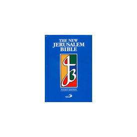 New Jerusalem Bible, The (Pocket Edition)