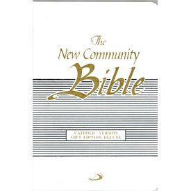 New Community Bible (White)