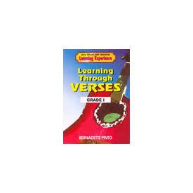 Learning Through Verses Grade 1