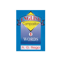 English Composition- Words (Volume 1)