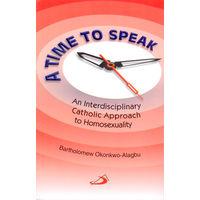 Time to speak