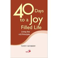 40 Days To Joy Filled Life