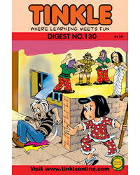 Tinkle Digest No. 130