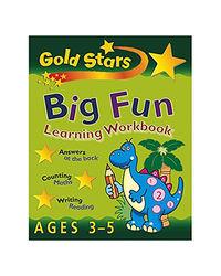 Big Fun Learning Workbook 3