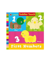 Ladybird Toddler Touch First Numbers