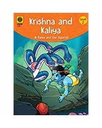 Krishna and Kaliya & Rama and the Squirrel