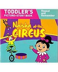 Naisha at the circus