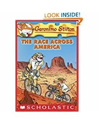 Geronimo Stilton# 37: The Race Across America
