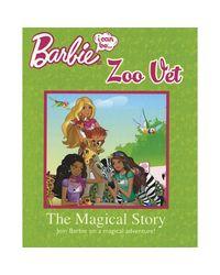Barbie I Can Be Zoo Vet