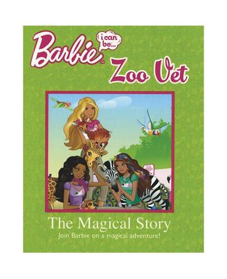 Barbie I Can Be Zoo Vet