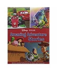 Disney Pixar Amazing Adventure Stories