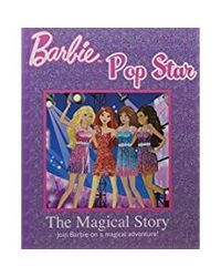Barbie pop star magical story