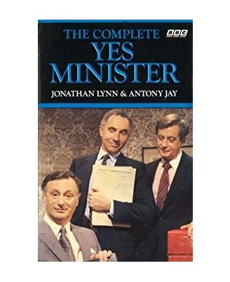 Yes minister complete