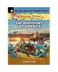 The Discovery of America: 1: 01 (Geronimo Stilton)