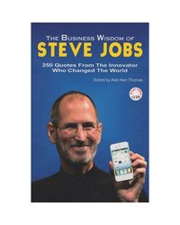 Business Wisdom Of Steve Jobs
