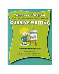Cursive Writing: Grouping Letters