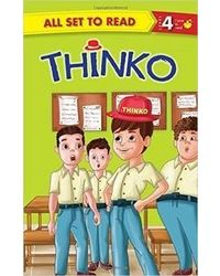 All set to read thinko level 4
