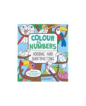 Colour by Numbers: Adding and Subtracting