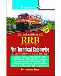 RRB: Non- Technical (Goods Guard, ASM, TA, CA etc. ) Exam Guide