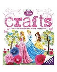 Disney princess crafts