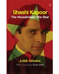 Shashi kapoor the householde