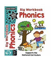 Gold Stars Big Workbook Phonics