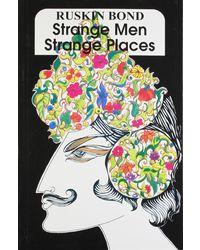 Strange men strange places