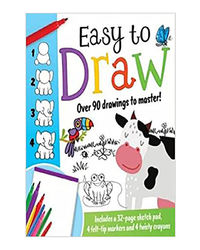 Easy To Draw: Over 90 Drawings To Master