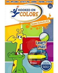 Hooked on Colors: Super Activity Kit