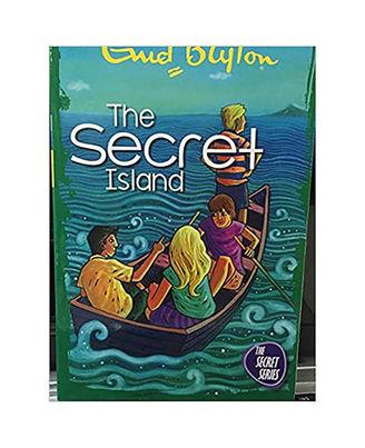 The Secret Island (Enid Blyton s The Secret Series)