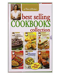 Nita Mehta's Best Selling Cookbooks Collection- 6 Pcs