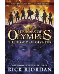 Heroes of olympus: blood olympu