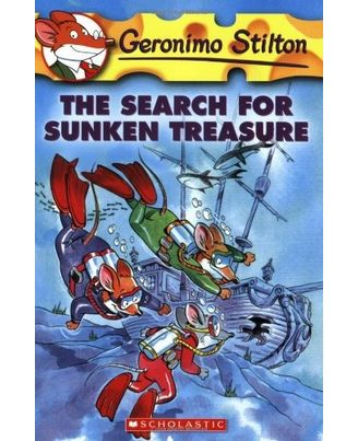 Geronimo stilton# 25 the searc