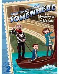 Greetings from Somewhere: The Mystery of the Mosaic
