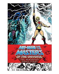 He- Man And The Masters Of The Universe: The Newspaper Comic Strips