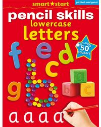 Lowercase Letters (Smart Start Pencil Skills)