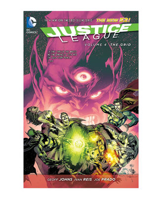 Justice League Volume. 4: The Grid