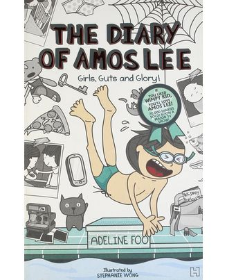 The Diary of Amos Lee: Girls, Guts and Glory!