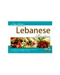 Nita Mehta's Step by Step Lebanese Recipes