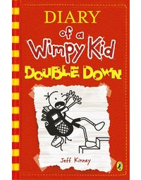 Double Down (Diary of a Wimpy Kid Book)
