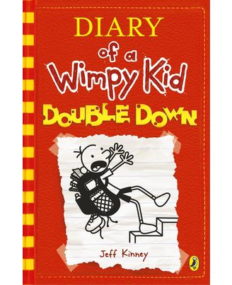 Wimpy kid 11# double down 1