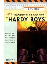 Mystery of the Black Rhino (Hardy Boys)