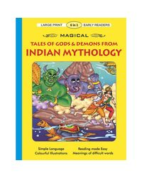 Magical Tales of Gods & Demons from Indian Mythology