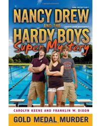 Gold Medal Murder (Nancy Drew/Hardy Boys)