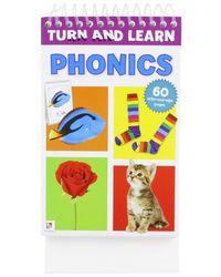 Hb: turn & learn: phonics