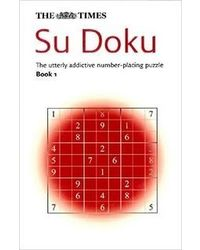 The Times Sudoku Book 1(Nr)