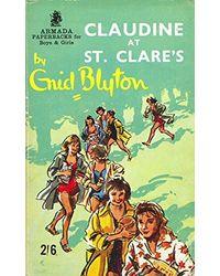 Blyton: St Clare's- Claudine