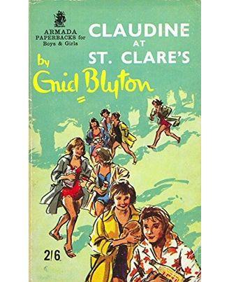 Blyton: St Clare s- Claudine