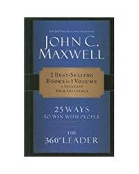 Maxwell 2- In- 1: 25 Ways to Win with People+ 360 Degree Leader